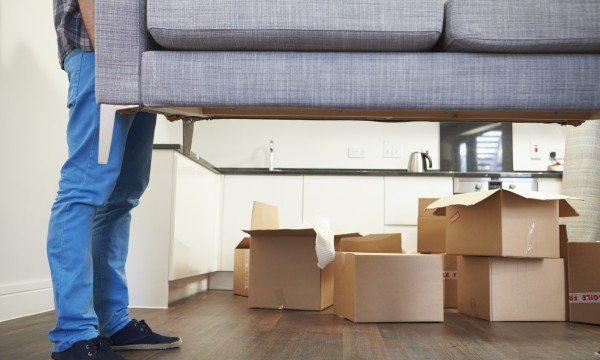 How to be eco-conscious when moving to a new home