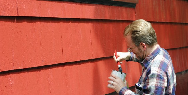 How to make paint on your home's exterior last