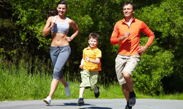 Family fitness: 5 ways to keep kids active after summer