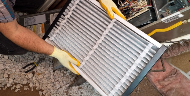 How to maintain your forced-air heating system