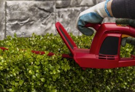 Yearly maintenance tips to make garden power tools last