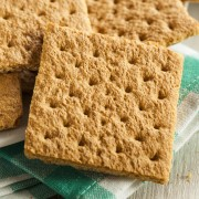 Homemade graham cracker recipe