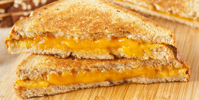 4 mouthwatering grilled cheese additions