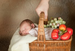 Grocery shopping essentials for new parents