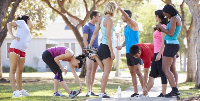 Quick tips on starting your own running group