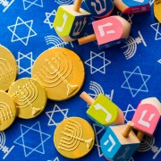 3 easy ideas for DIY Hanukkah decorations