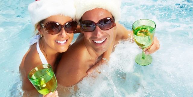 Choosing an enclosure for your hot tub