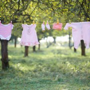 What baby can't tell you: why carefully-washed clothes are a must