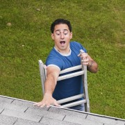 Simple tips to keep safe when you're up on the roof