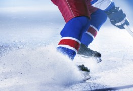 The right skate blade sharpening frequency for hockey