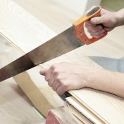 The right hand saw will lend a helping hand around the house
