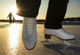 Tips for sharpening your figure skating blades