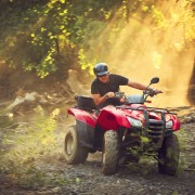 How to insure your ATV if you're driving off your property