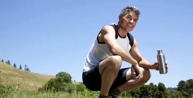 How to stay fit over 40