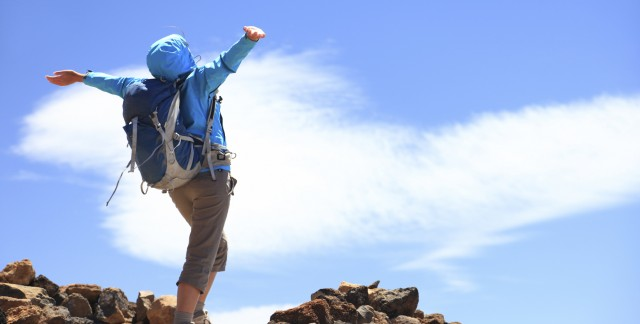 Take a load off: why ultralight backpacking is the way to go