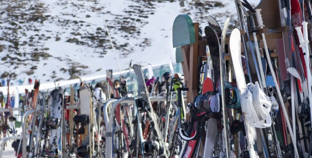 Awesome snowboard racks for all situations