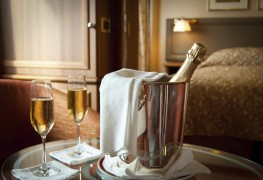 Finding the best hotels and room service