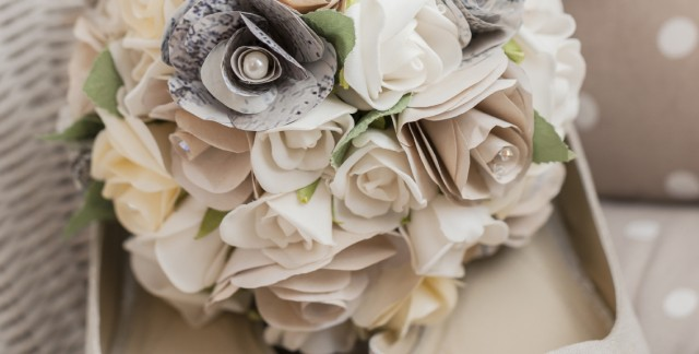 4 reasons you should use paper flowers for your bouquets