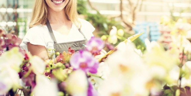 Becoming a florist: a colourful career option
