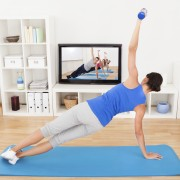 Tips for working out at home