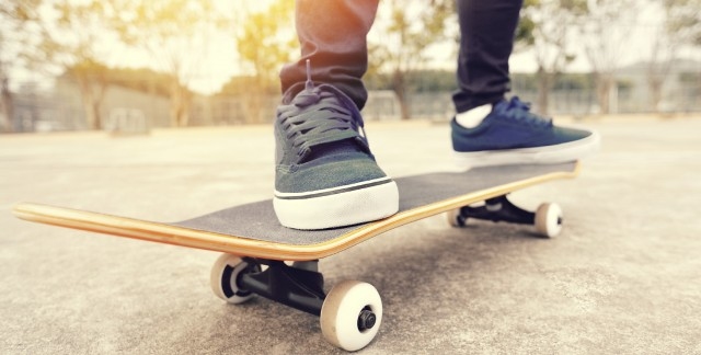 Finding the best sneakers for skateboarding