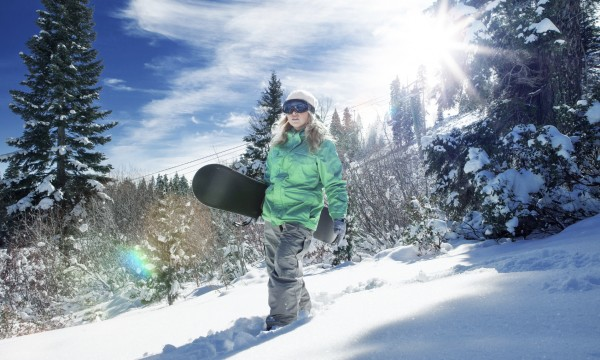 Transporting your snowboard by plane, train or automobile