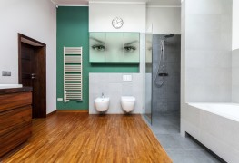 What to consider before selecting your bathroom flooring