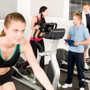 Short, intense exercise produces health benefits