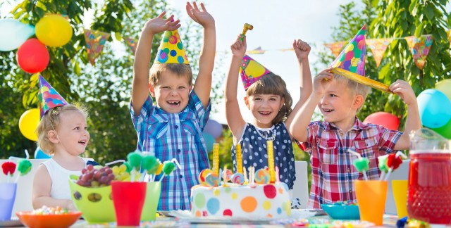 Treat your child to the best kid's birthday party