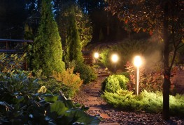 Understanding outdoor electrical fixtures