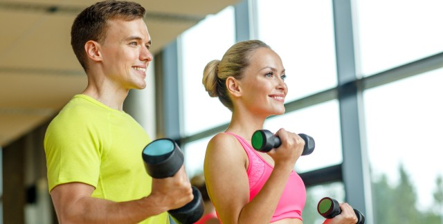 Simple ways to tone major muscle groups