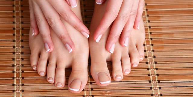 The healthy way to get a mani-pedi