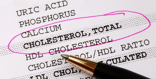 Food that fights high cholesterol