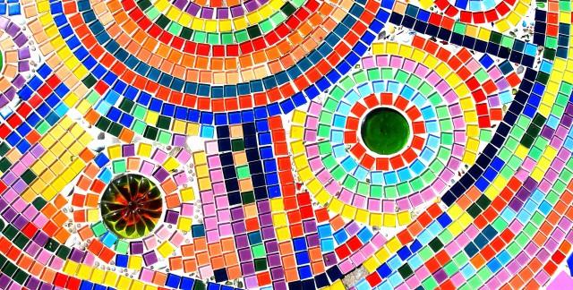 Design tips for adding a pop of colour