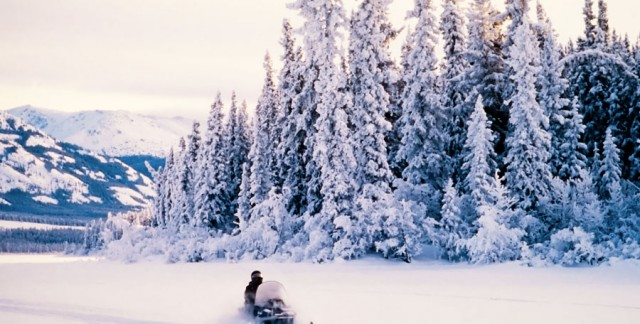 Gear up for the season with cool snowmobile clothing