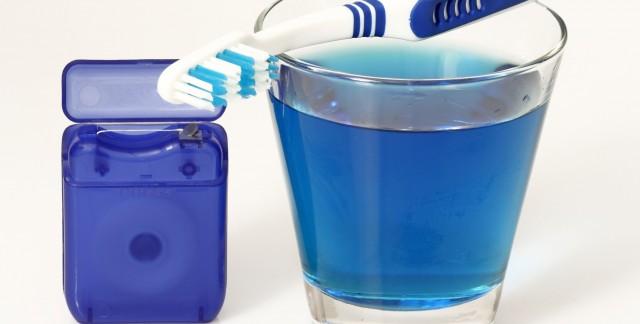DIY mouthwashes for healthy teeth and fresh breath