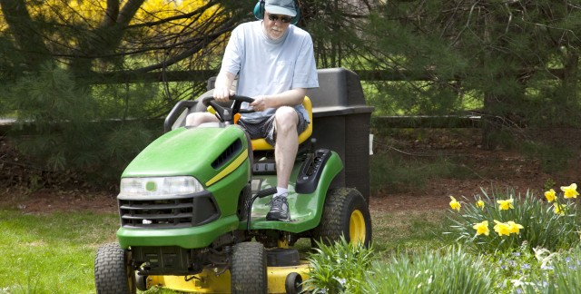 Maintaining your rotary mulching mower