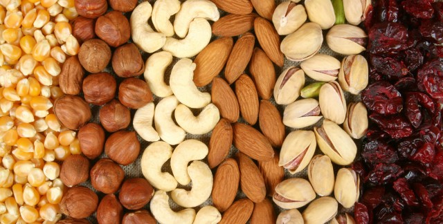 Go nuts with these 13 great nut ideas
