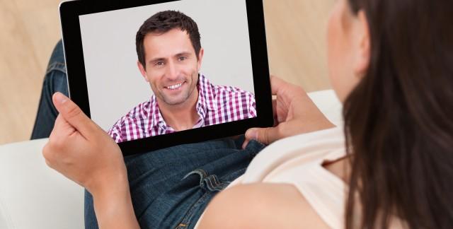 Found boyfriends online dating profile