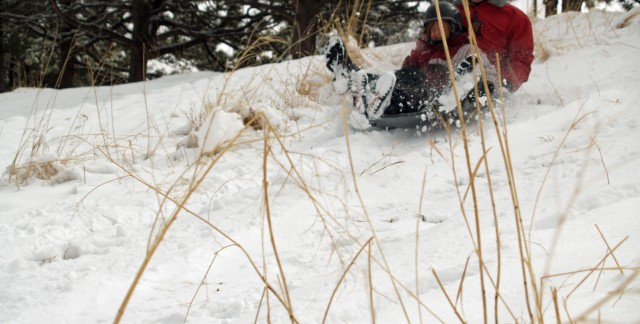 The 5 best outdoor activities to give your body a workout this winter