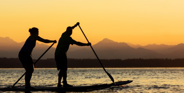 Important gear for stand-up paddle boarding