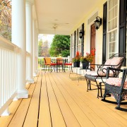 Keeping your porch sturdy and beautiful