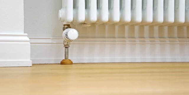 Cleaning water-based heating systems