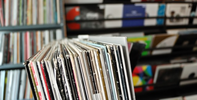 How to store your record albums safely