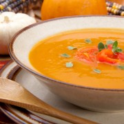 2 soups for a cold winter day