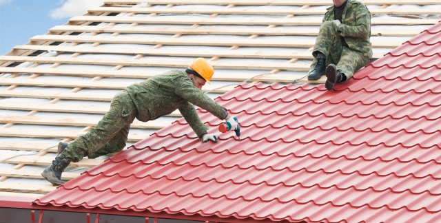 5 basic materials to use on your roof