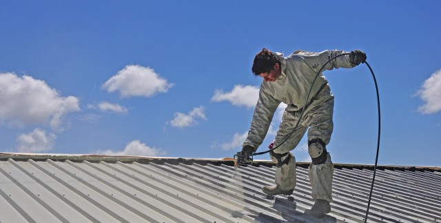 What to expect from roof accessory paint