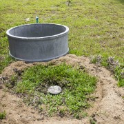 Advice on installing your septic tank