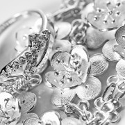 Tips for storing and cleaning silver jewelry