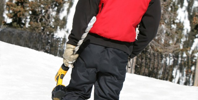 Brush up your resumes: How to land a job in ski patrol